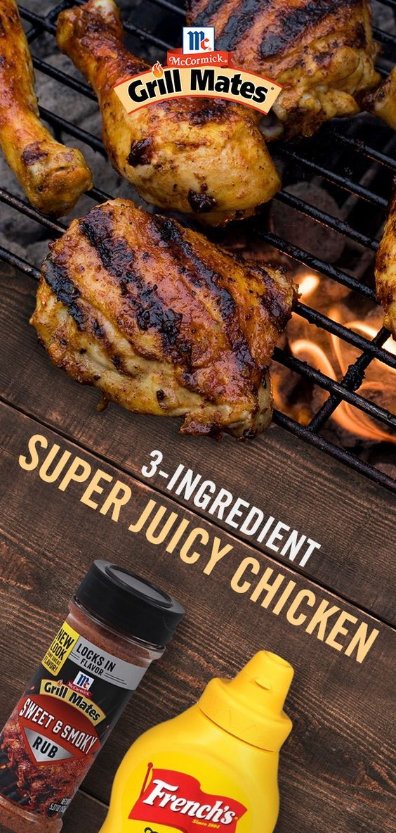 Super Juicy Chicken