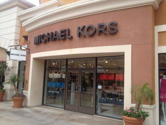 6aad2e407f7 Michael Kors em San Diego e na Califórnia