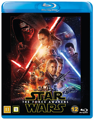 Star Wars: Episode VII – The Force Awakens – 2016 – Darth Vader är saknad!