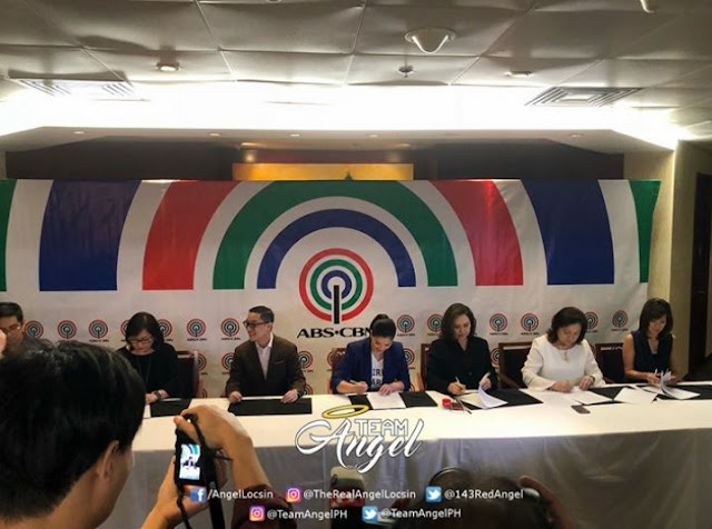 """""""Napakabait na artista!..."""" Angel Locsin Lauded By One Of ABS-CBN's Executives!"""