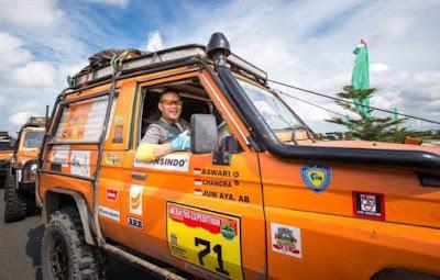 Sosok Aswari Rivai, Pemimpin Gaul Yang Hobi Otomotif