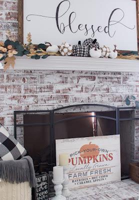 Fall Home Tour | DIY beautify