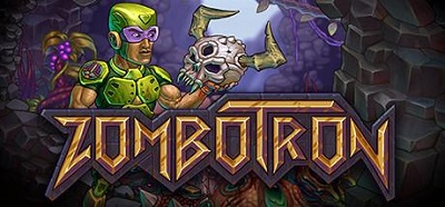 Free to play game Zombotron
