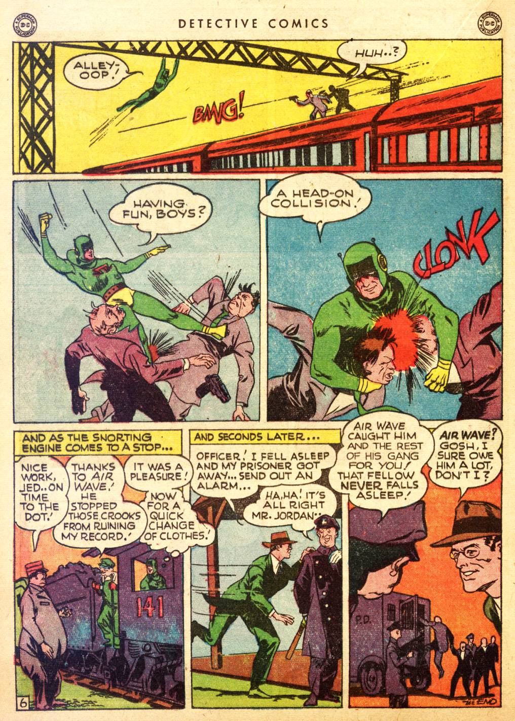 Detective Comics (1937) 124 Page 21