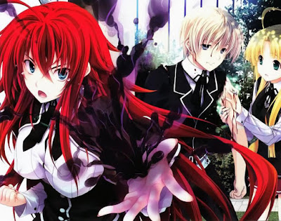 Download Ost Highs School DxD