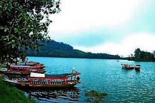 Situ Patenggang Bandung Selatan Jawa Barat