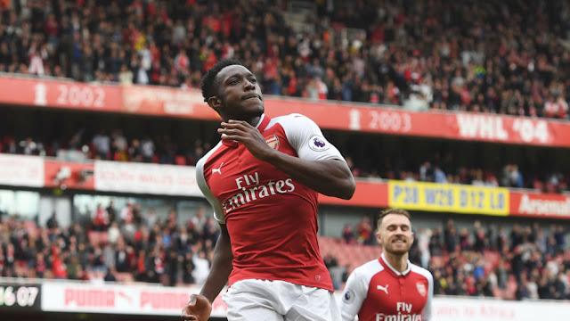 Arsenal v Tottenham: Danny Welbeck, Alexandre Lacazette in line to start against Spurs