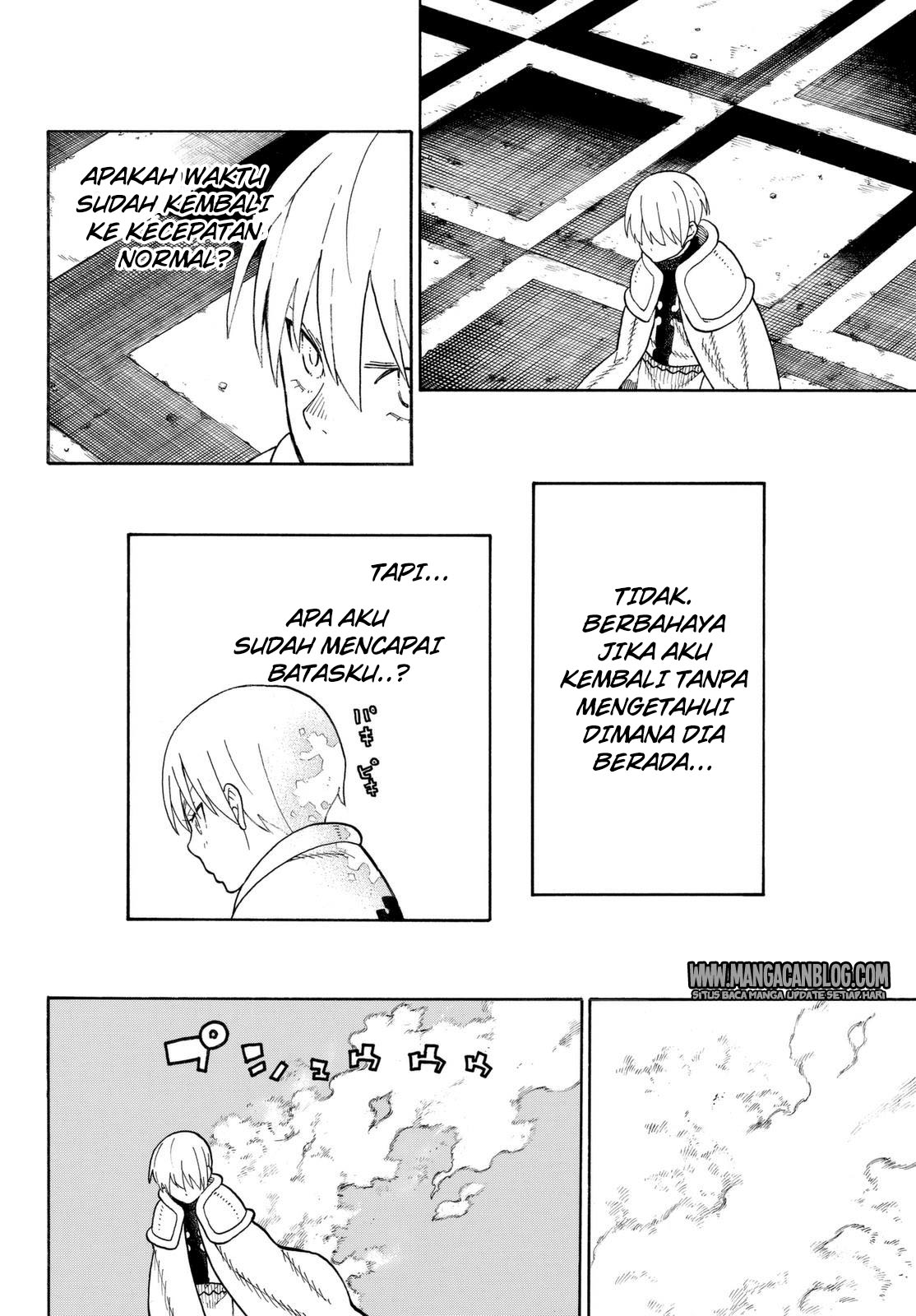 Fire Brigade of Flames Chapter 82-8