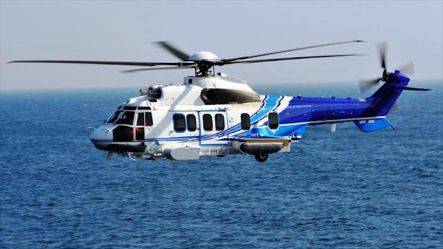 Ucrania compra a Francia 55 helicópteros de posible uso militar