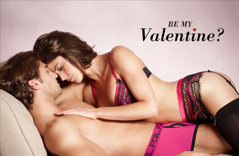 Valentine's Day Nudes