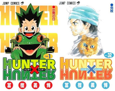 5 Bulan Hiatus, Manga 'Hunter x Hunter' Kembali Rilis