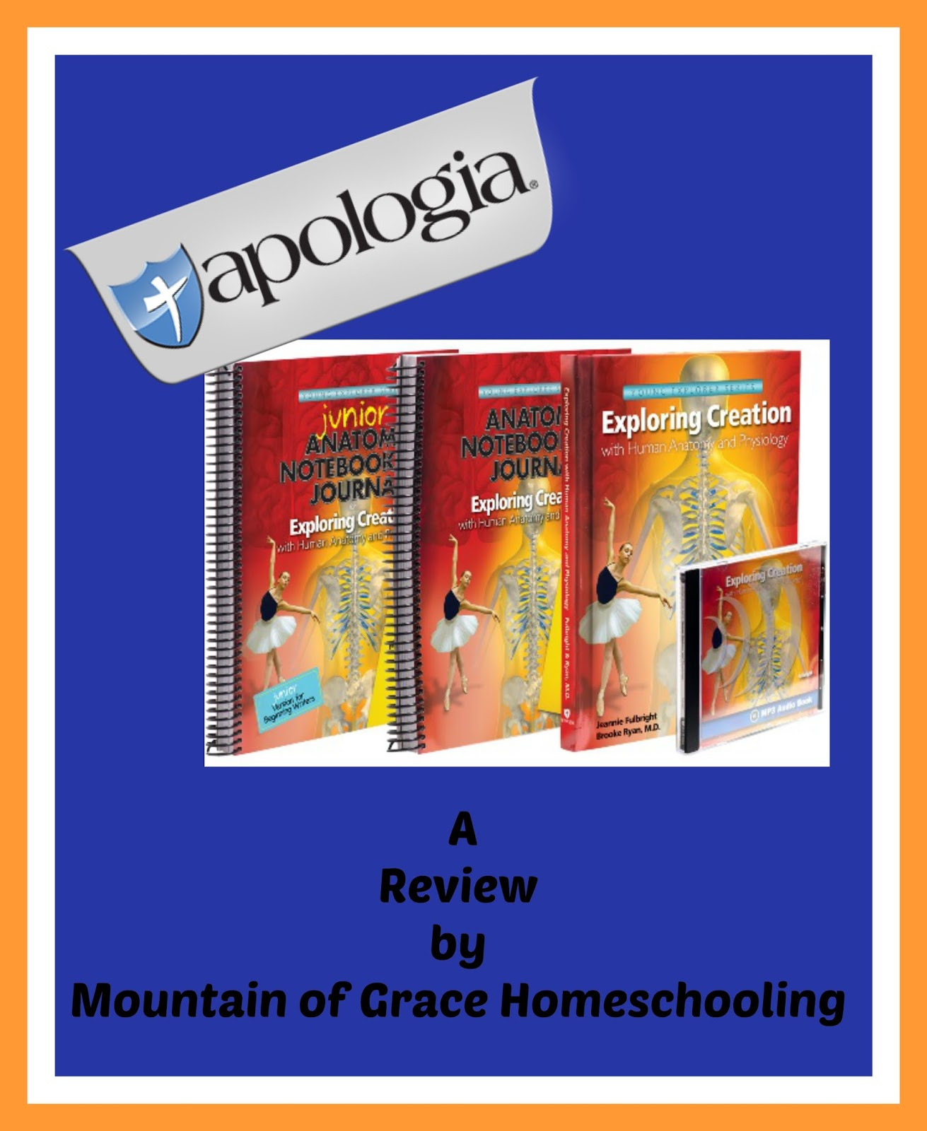Mountain of Grace Homeschooling: Review~ Exploring Creation with ...