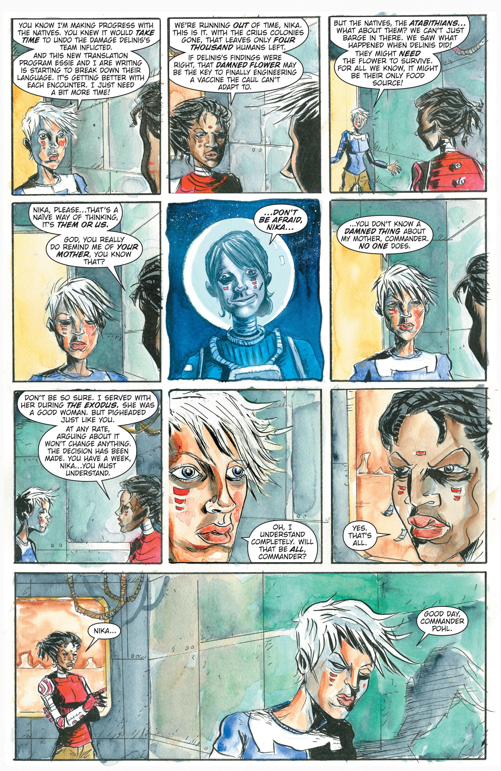 Read online Trillium comic -  Issue # TPB - 10