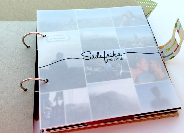 diy fotobuch mit collagen selber machen giveaway oder wie aus einer strau enfeder und. Black Bedroom Furniture Sets. Home Design Ideas