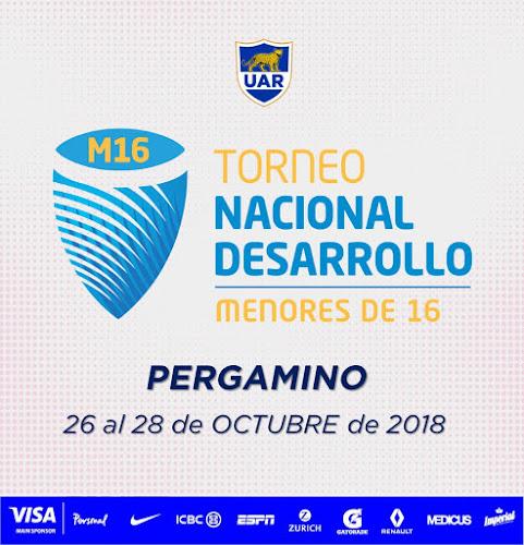 Torneo Nacional Desarrollo M16 #NacionalDesarrolloM16
