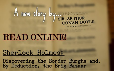 NEW Sherlock Holmes story is discovered!