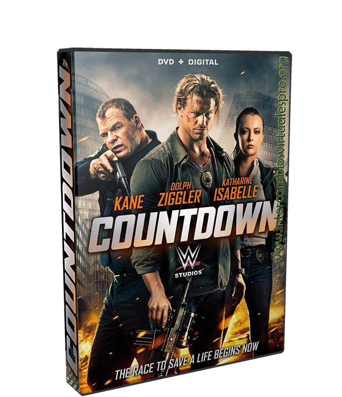 Countdown poster box cover