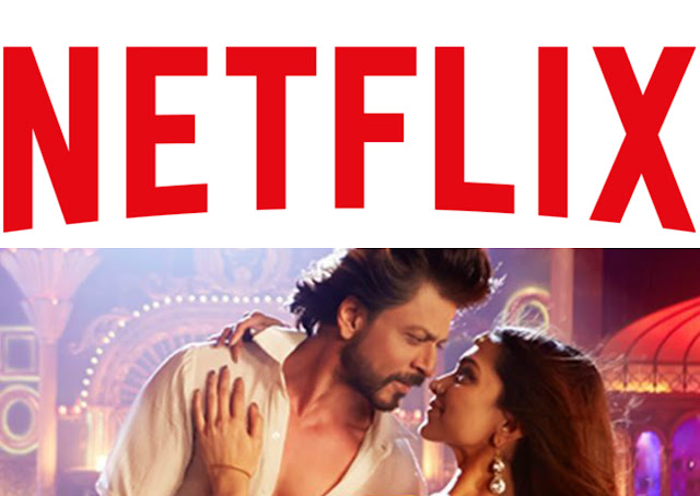 Netflix, Red Chillies Deal, SRK, Web-streaming