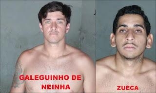Acusado de aterrorizar família em Currais Novos volta a ser preso em Carnaúba dos Dantas