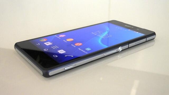 Stock Firmware Sony Xperia Z2 D6503