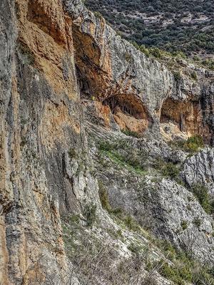 Escalade Alquezar Sierra de Guara