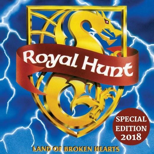 ROYAL HUNT - Land Of Broken Hearts [Special Edition Remastered +5] (2018) full