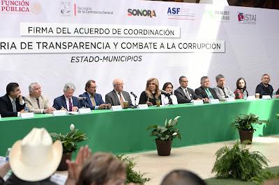 Ocupa Sonora primer lugar nacional en Mejor Desempeño del Gasto Público: ASF