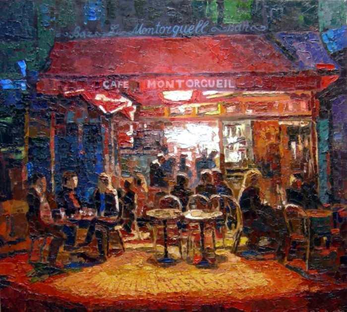 Изысканный эстет в живописи. Андрей Кулагин