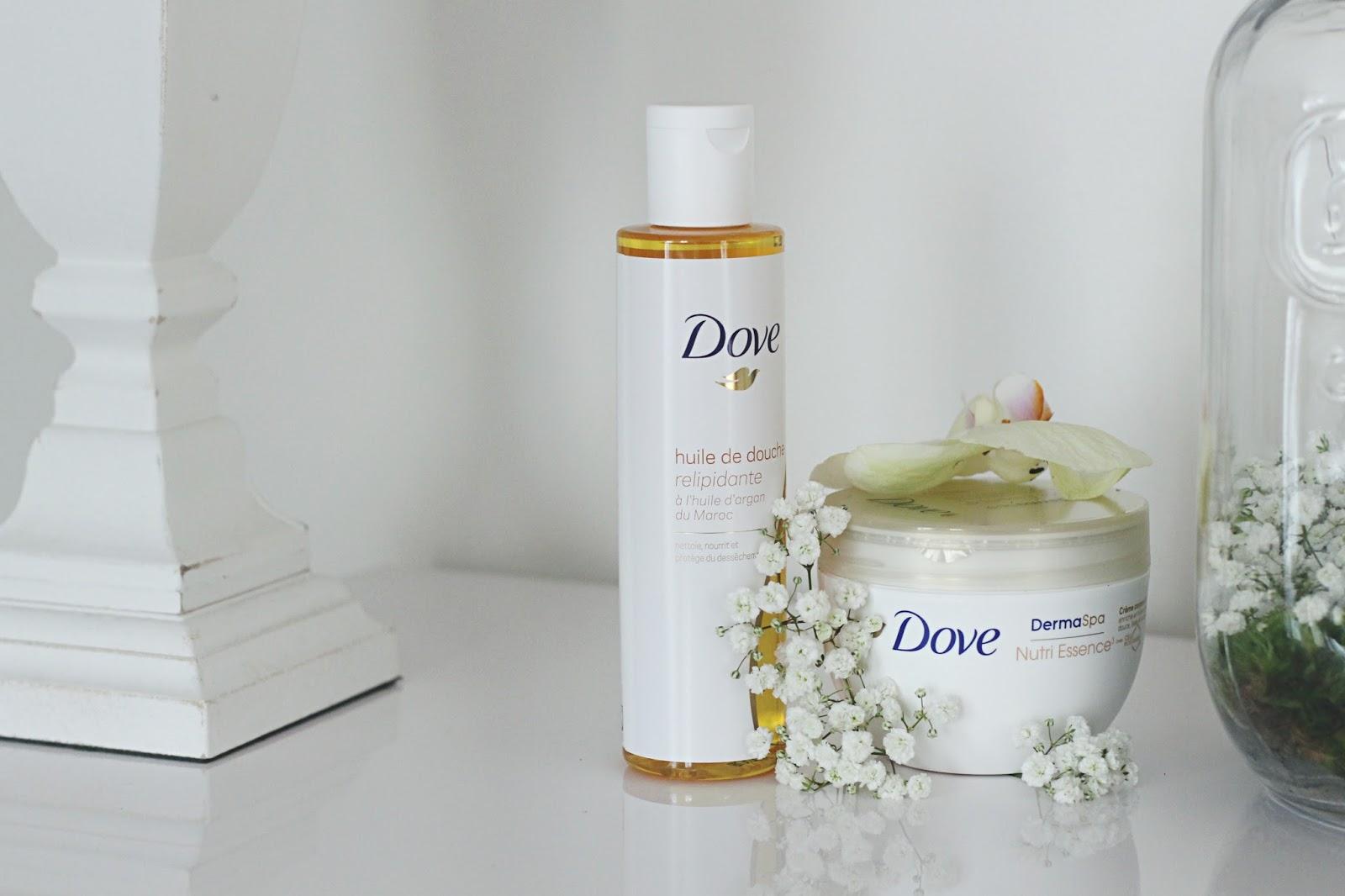dove hydratation