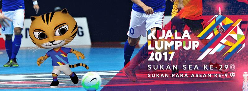 Futsal Sukan Sea 2017