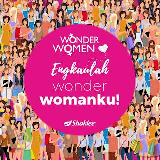 Promosi, promo, ee shaklee, twb, promosi mac, wonder women, cantik, sihat, wanita hebat