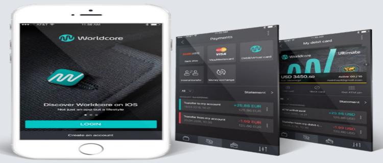 ICO Worldcore - Cara Mudah Mengirim Dan Menerima Uang Di Seluruh Dunia