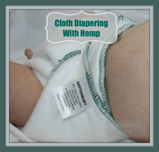 hemp #clothdiapers via @outnumbered mama