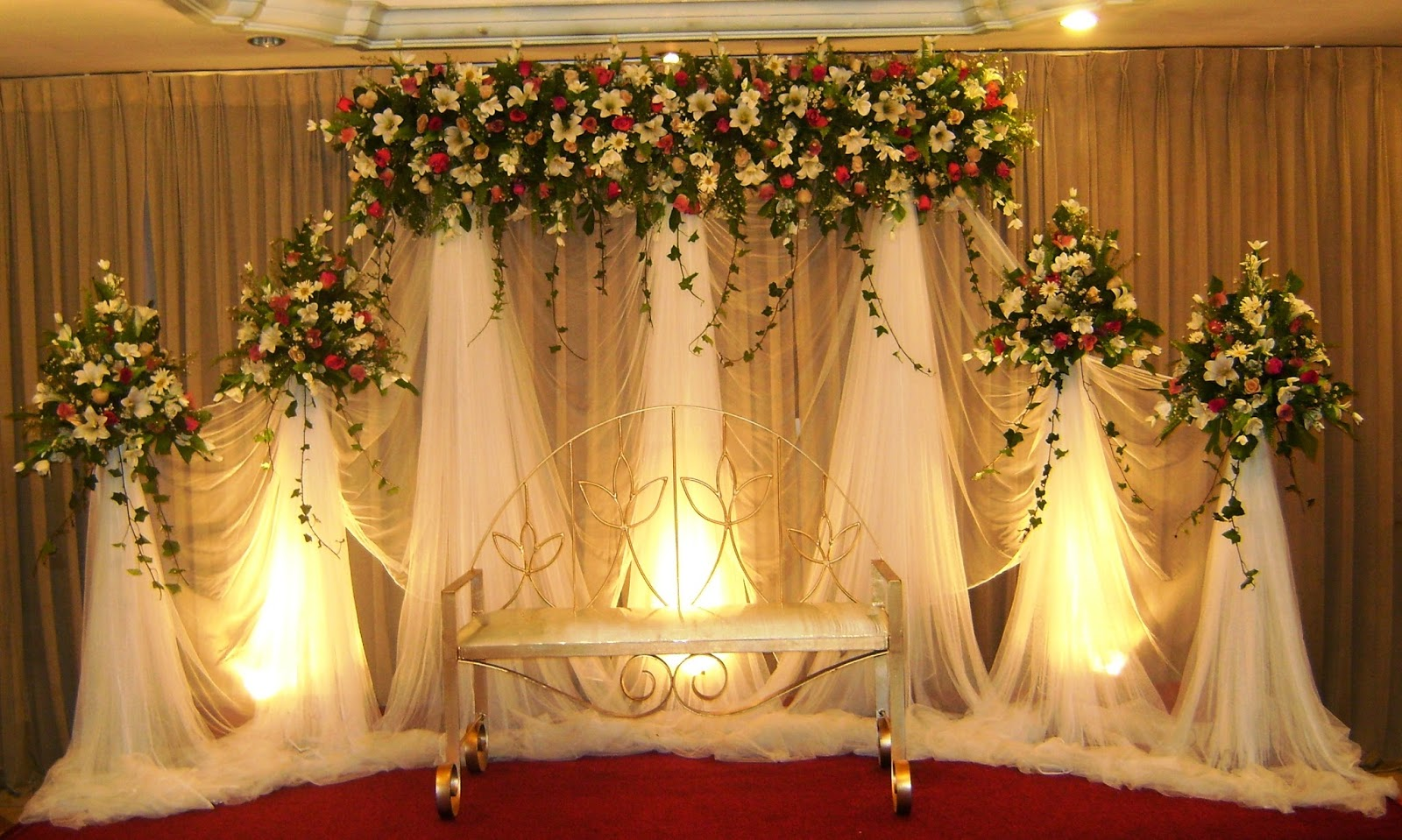 Wedding Decor Rentals Edmonton
