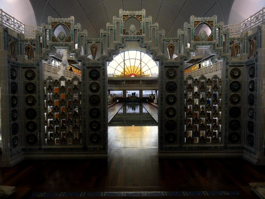stunning art deco museum in roubaix france la piscine. Black Bedroom Furniture Sets. Home Design Ideas