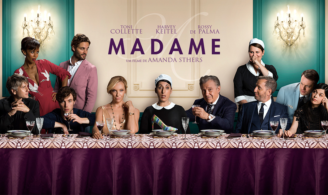 Filme Madame: Rossy de Palma preenche o espectador em sátira repleta de frescor
