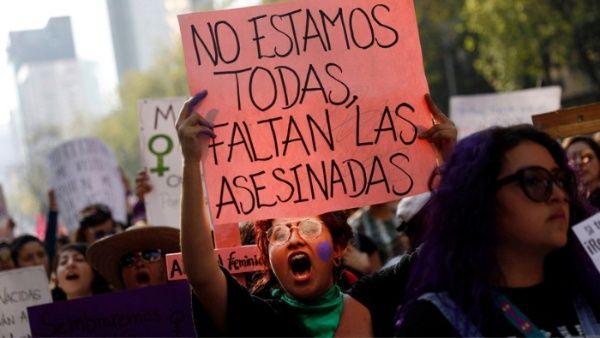 México condena el acoso sexual en el marco del movimiento #MeToo