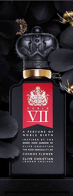 Brilliant Luxury ♦ Clive Christian VII Femine Edition Gourmande ~ featuring Mandarin, Cosmos Flower and Cocoa