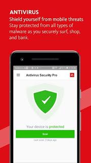 Avira Antivirus Security 2019 v5.6.5 Pro APK