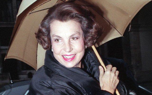 Liliane Bettencourt - Orang Terkaya Di Dunia Yang Kaya Raya dan Dermawan