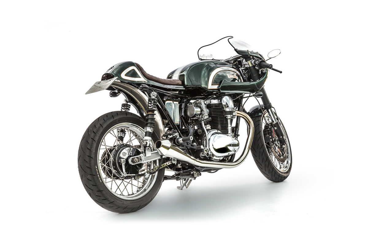 double take berrybad kawasaki w650 return of the cafe racers. Black Bedroom Furniture Sets. Home Design Ideas