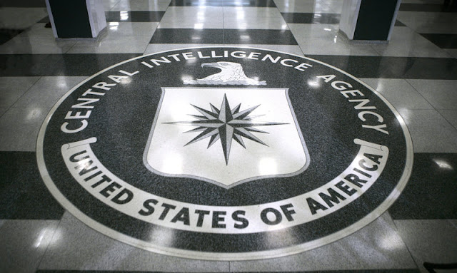 CIA image: Brooks Kraft/Corbis via Getty Images