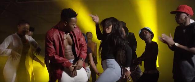 Nay Wamitego (Mr Nay) - Kaa Mbali Nao Video