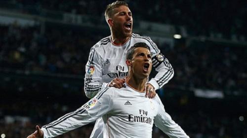 Ronaldo đã có những mùa giải thi đấu đầy ấn tượng