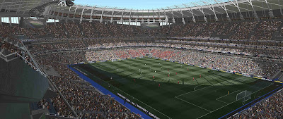 PES 2019 Tottenham Hotspur Stadium Converted from FIFA 19 by Orsest