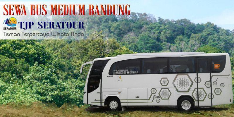 Sewa Bus Medium Jl Pahlawan Bandung Tujuan Pantai Cikembang