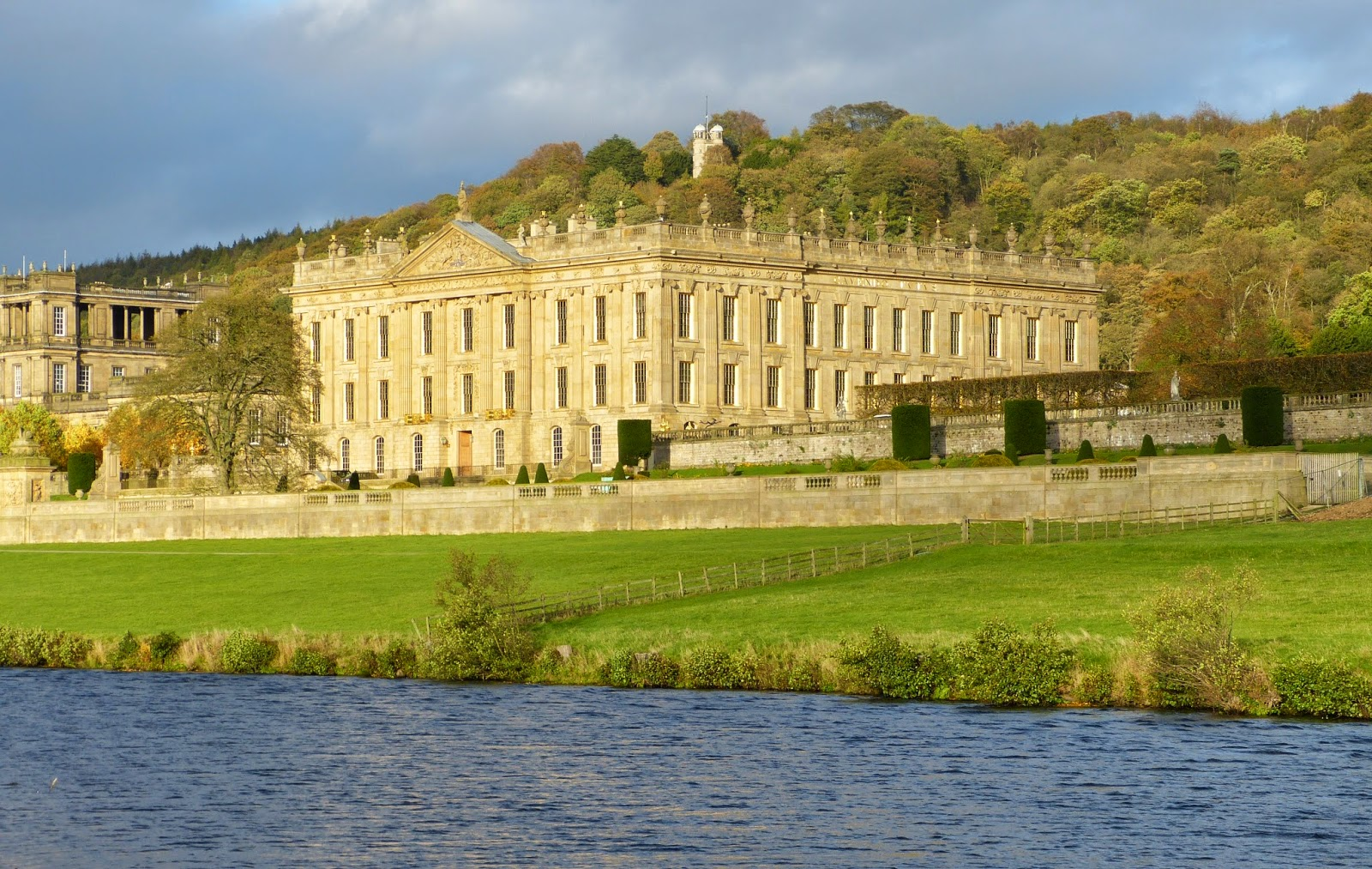 Regency history chatsworth house home of the duke of for House of home