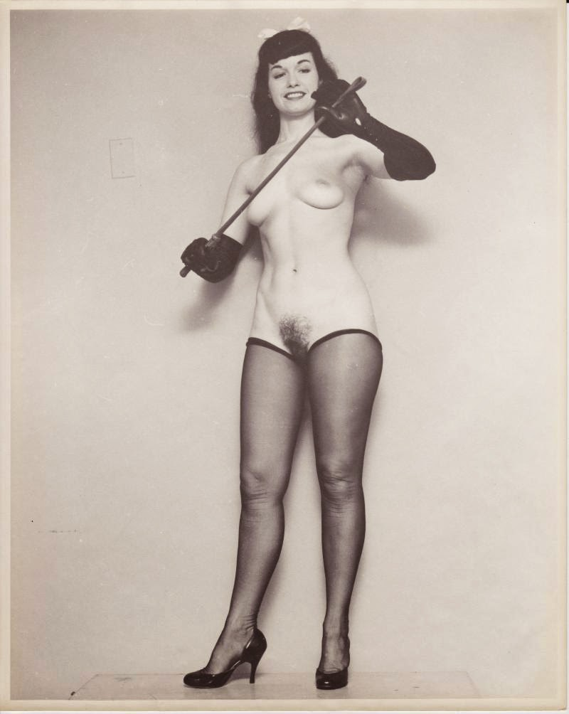 Betty page the naked truth 6