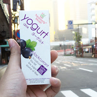 Yogurt Rasa Blackurrant - Manfaat Yoghurt