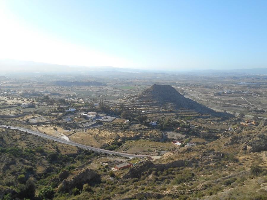 En el Mirador de Mojácar podrás disfrutar de unas vistas increíbles